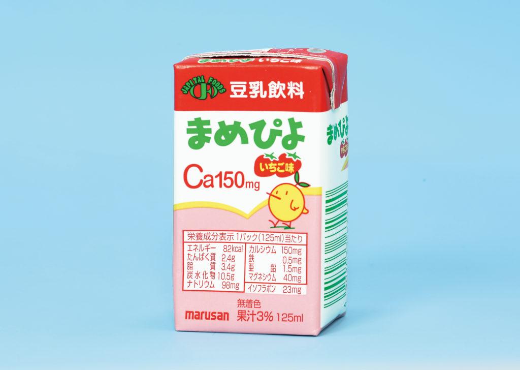 まゆぴよ 豆乳飲料